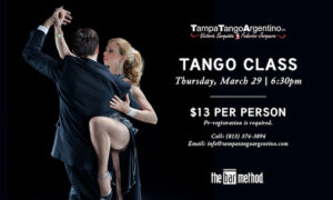 Tango Open House @ Lavelle Hall | Tampa | Florida | United States