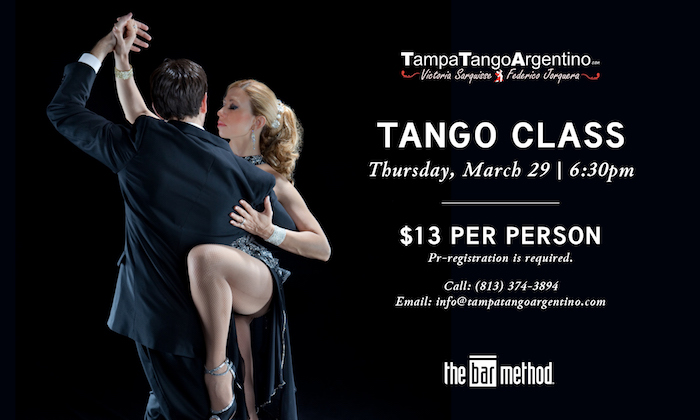 Tango Open House